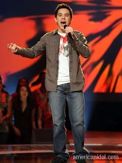 David Archuleta 06 jpg1 Gran final de American Idol 2008