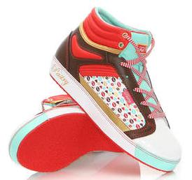 chocolate cherry boot3 Venta de zapatillas deportivas por internet