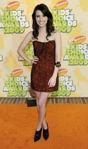 Emma Roberts 2009-03-28 - Nickelodeon's 22nd Annual Kids' Choice Awards
