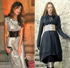 Los Cinturones Anchos De Moda Viste M Personal Shopper