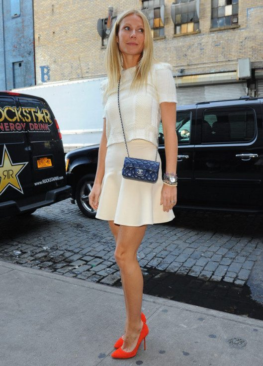 Gwyneth Paltrow Birthday in New York