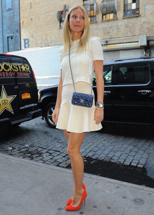 Gwyneth Paltrow Birthday in New York